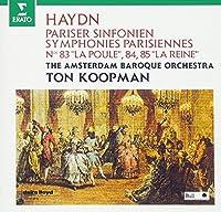 ハイドン:パリ交響曲集(第83、84、85番)