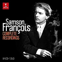 Samson Francois - Complete Recordings (54CD+DVD)