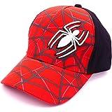 Marvel Spider-Man Little Boys Toddler Baseball Hat Cap