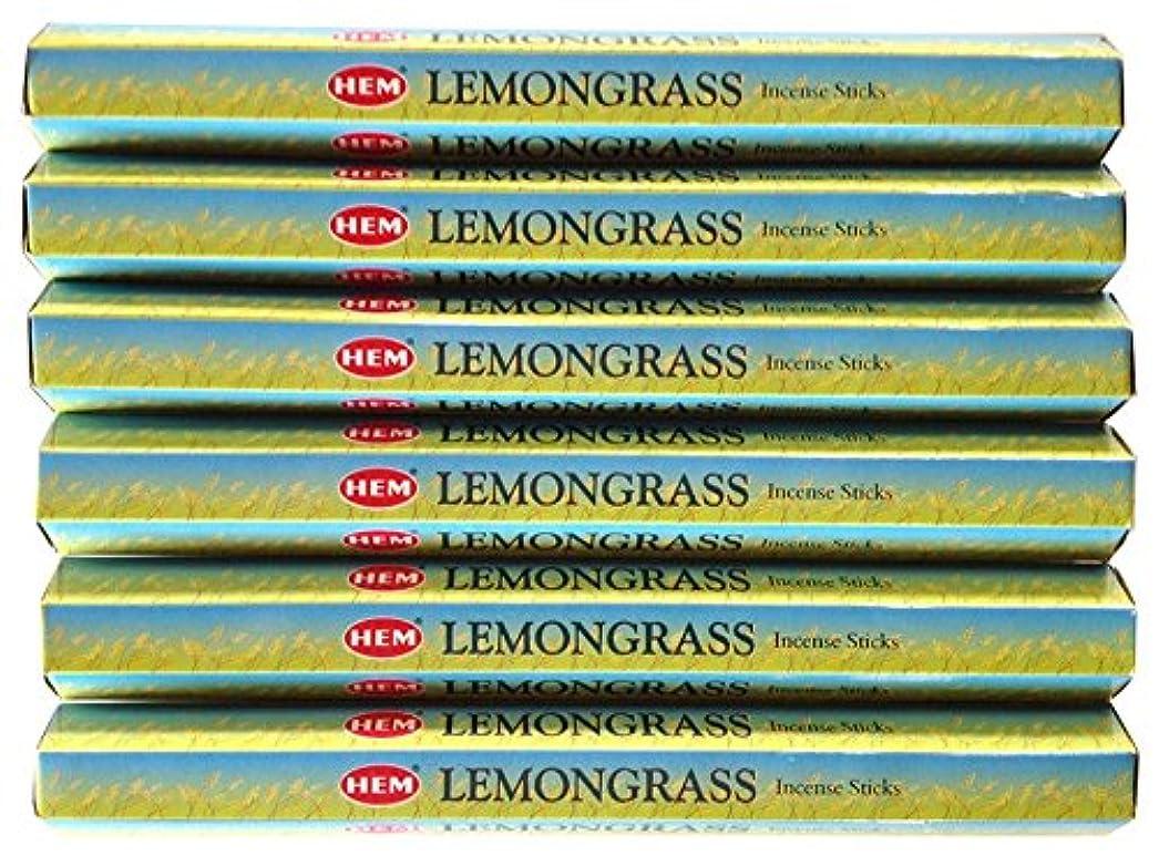 利点多数の農学HEM レモングラス 6個セット