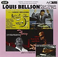 Four Classic Albums by Louie Bellson