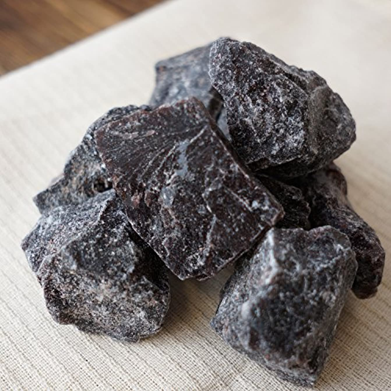 道徳乙女モンゴメリー希少 インド岩塩 ルビー ブロック 約2-5cm 5,000g 原料