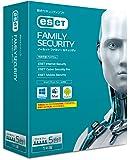 【旧製品】ESET ファミリーセキュリティ|5台1年版|Win/Mac/Android対応