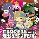 RHYTHM EMOTION /FANTASY MUSIC BOX Originally Performed by TWO-MIX