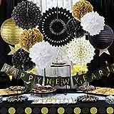 侵食フクロウ誕生日お誕生日おめでとう提灯シルク紙の花ポンポンポンピング紙紙ファンシルベスターパーティーの装飾
