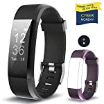 【Clearance Sale】Fitness Tracker HolyHigh YG3 Plus Heart Rate Monitor Activity Tracker Waterproof/Pedometer/Call Message...