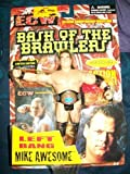 ECW BASH OF THE BRAWLERS- MIKE AWESOME- RARE by Out of production figure [並行輸入品]