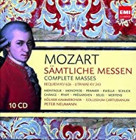 Mozart: Complete Masses - EMI Germany by Various (2011-08-28)