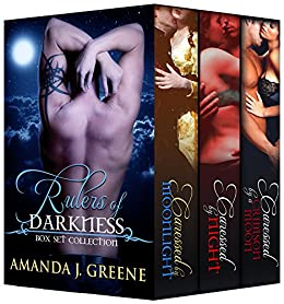 Rulers of Darkness Box Set: (Books 1 -3) by [Greene, Amanda J.]