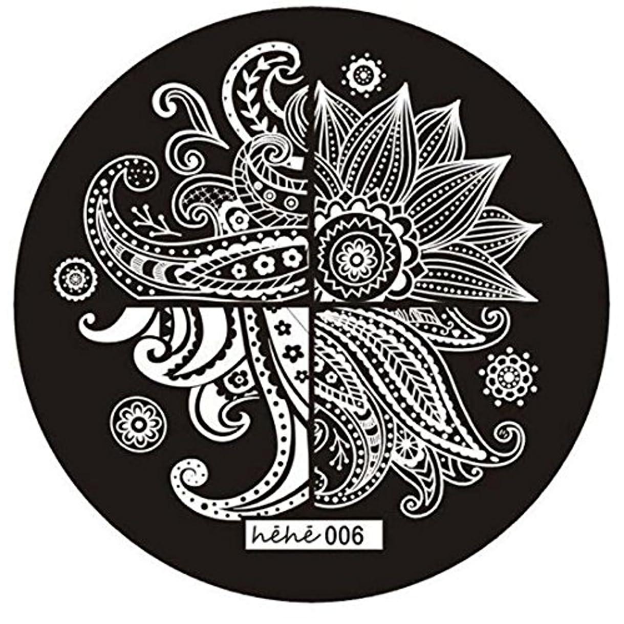 グッゲンハイム美術館発掘スポンジSODIAL 女の子のネイルアートパターンのイメージスタンプ プレートテンプレートマニキュア006