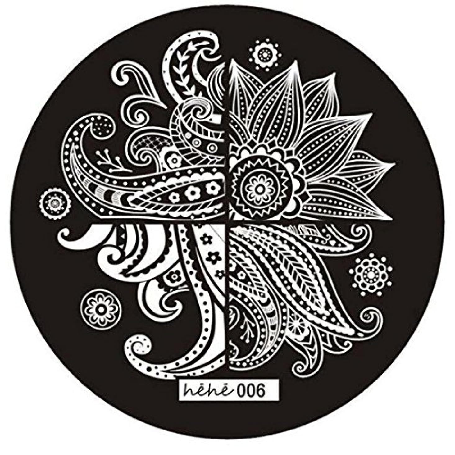 書士現象フェードアウトSODIAL 女の子のネイルアートパターンのイメージスタンプ プレートテンプレートマニキュア006