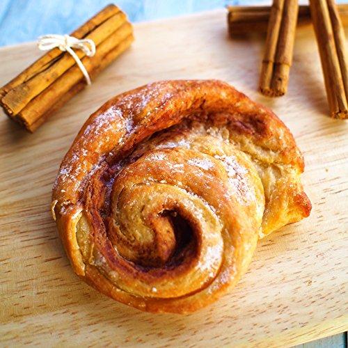 低糖質 糖質制限 シナモンロール 大豆パン 三重県産 砂糖不使用 添加物不使用 卵不使用 糖質オフ (5個入)