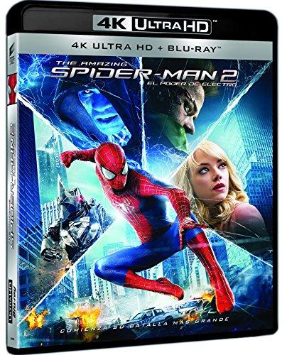 The Amazing Spider Man 2: El Poder De Electro