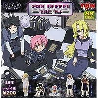 ガシャポン SR R.O.D -THE TV- シークレット入 5種セット