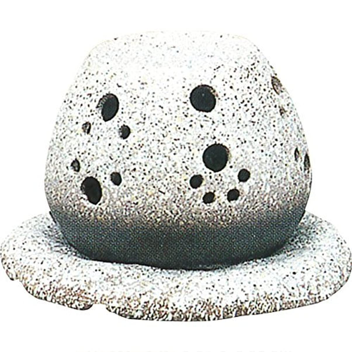 サージカール更新する常滑焼?山房 カ40-05 茶香炉 約14.5×15.5×10cm