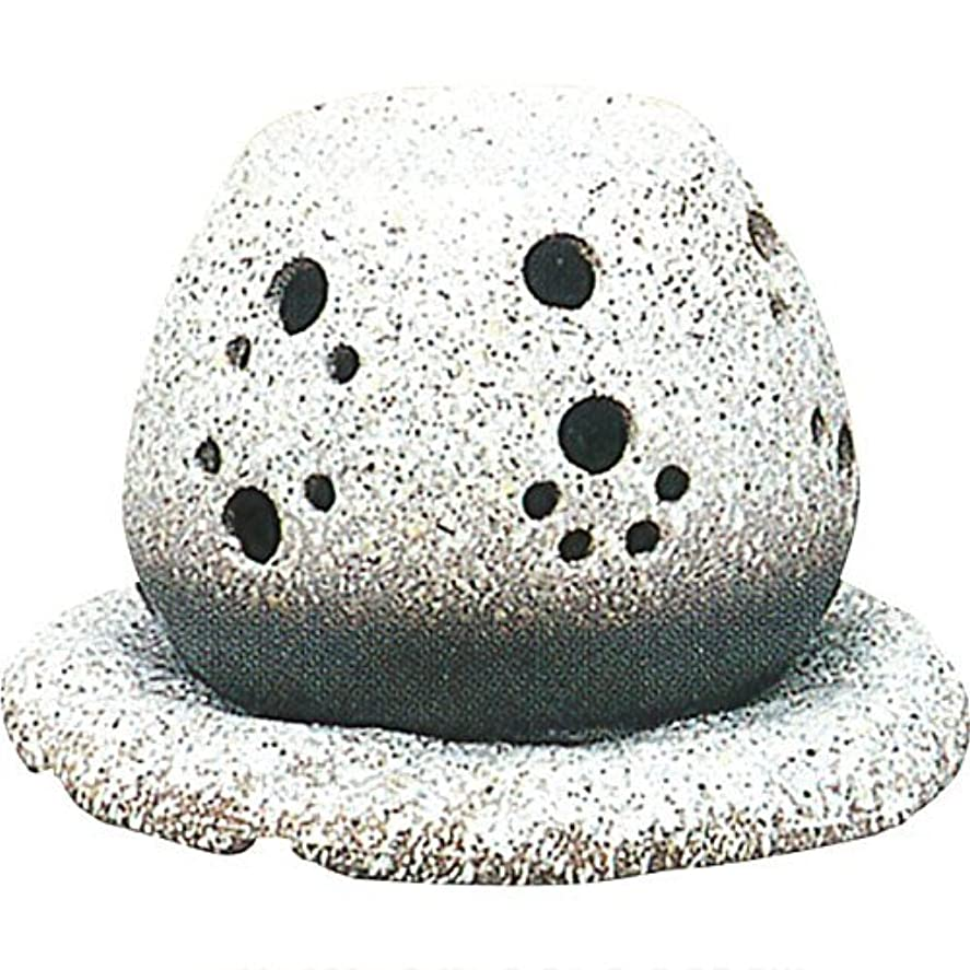 とげ不定牽引常滑焼?山房 カ40-05 茶香炉 約14.5×15.5×10cm