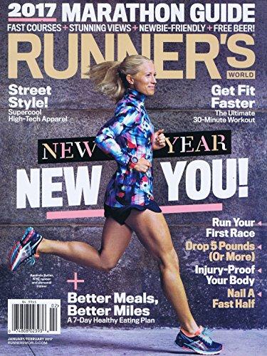 Runner's World [US] January - February 2017 (単号)の詳細を見る