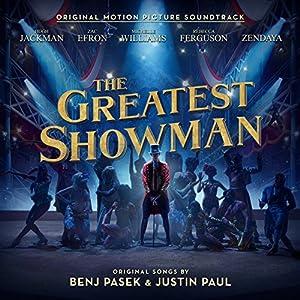 THE GREATEST SHOWMAN (SOUNDTRACK) [LP] (DOWNLOAD, FEATS. HUGH JACKMAN, MICHELLE WILLIAMS, ZAC EFRON, ETC.) [12 inch Analog]