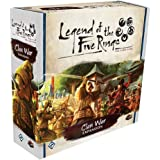 Fantasy Flight Games Legend of The Five Rings LCG: Clan War (L5C28)