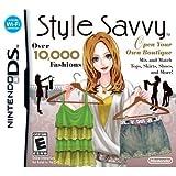 Style Savvy - Nintendo DS by Nintendo [並行輸入品]
