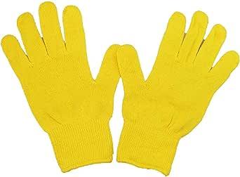 大人用カラー軍手 安心 安全 国産 綿100% カラー軍手 男性用 手袋