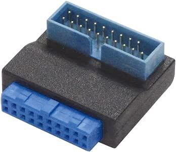 アイネックス ケース用 USB3.0 アダプタ L型 USB-018