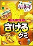 味覚糖 さけるグミ ゴールドキウイ 7枚×10袋