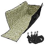 【ノーブランド品】ペット用ドライブ防水シート カーシートペット 犬セーフ安全トラベルハンモックカバー/マット/毛布 お子様やペットが汚してもこれで安心 ボックスタイプ