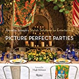 Picture Perfect Parties: Annette Joseph's Stylish Solutions for Entertaining 画像