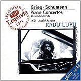 Grieg, Schumann: Piano Concertos / Radu Lupu, Andr— Previn