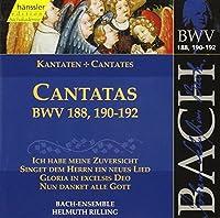Bach:Cantatas Bwv.188, 190