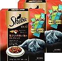 シーバ (Sheba) デュオ 成猫用 鶏ささみ味と海のセレクション 240g(20g×12袋入り)×2個セット キャットフード ドライ
