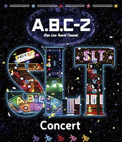 A.B.C-Z Star Line Travel Concert(BD初回限定盤) [Blu-ray]の詳細を見る