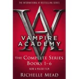 Vampire Academy Complete Series Books 1-6