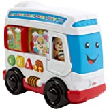 Fisher-Price Laugh and Learn, Learn Around Town Bus