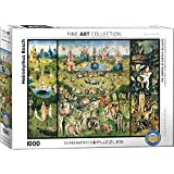 EuroGraphics The Garden of Earthly Delights by Heironymus Bosch 1000-Piece Puzzle