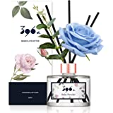 396 st. Flower Reed Diffuser, Baby Powder(Also Known as Refreshing Air), 200ml(6.7oz) / Reed Diffuser Sets, Aroma Therapy, Ho