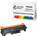 Cartridge Planet Compatible Toner Cartridge for Brother TN-2450 TN2450 (3,000 Pages) for Brother HLL2350DW HLL2375DW HLL2395D