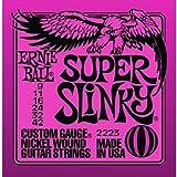 ERNiE BALL 2223 エレキギター弦 SUPER SLINKY (アーニーボール)