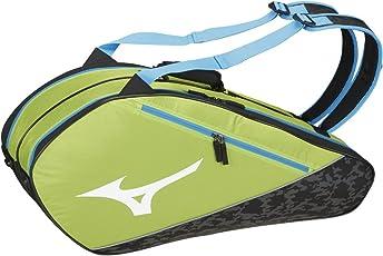 MIZUNO(ミズノ) テニスバッグ ラケットバッグ 6本入れ 63JD8007