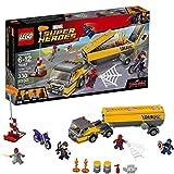Amazon.co.jp限定品 LEGO レゴ マーベルスーパーヒーローズ 2016後半新商品 キャプテンアメリカ/シビルウォー タンカートラック テイクダウン 76067 [並行輸入品]