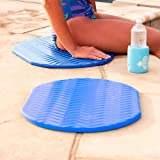 Robelle Poolside Cushion for Swimming Pools, Blue 2-Pack