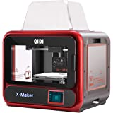 QIDI TECHNOLOGY 3D Printer, New Model: X-maker, Fully Metal Structure, 3.5 Inch Touchscreen,printing with 170x150x160mm