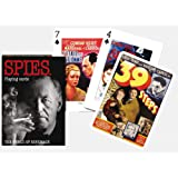 Spies Poker Playing Cards