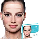 Facial Wrinkle Remover Strips, Set of 256pcs Facial Patches, Reusable Face Tape Smoothing Wrinkle Patches for Reducing Forehe