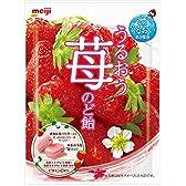 明治 うるおう苺のど飴袋 61g×6袋
