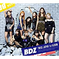 【Amazon.co.jp限定】BDZ(初回限定盤B)<CD+DVD>(B3ポスター付き)