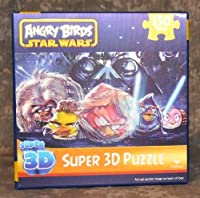 Angry Birds Star Wars Super 3d 150PCパズル