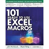 101 Ready To Use Microsoft Excel Macros: MyExcelOnline.com: 2