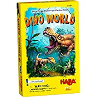 Haba Dino Worldゲーム – An Exciting Prehistoric Hunt for Ages 6 and Up (ドイツ製)